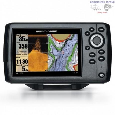 SONDA HUMMINBIRD HELIX 5 DI G2 GPS