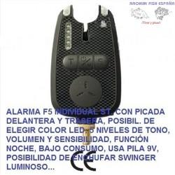 ALARMA F5 INDIVIDUAL ST.