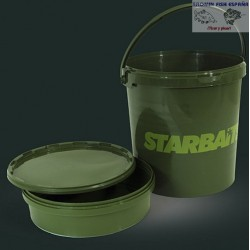 STARBAITS BUKET(21Ltr.+cubeta+tapa)
