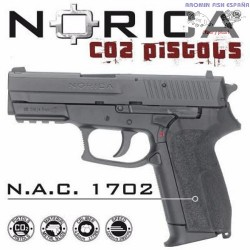PISTOLA NORICA N.A.C. 1702 4,5 C02