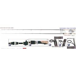 CAÑA JINZA BLACK HAWK S-701-MH