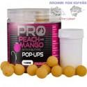 BOILIE POP-UPS PROBIOTIC PEACH & MANGO 14mm.