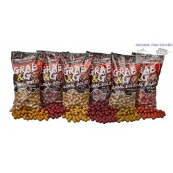 BOILIE GRAB&GO GLOBAL MAIZE CORN 20MM 10KG STARBAITS