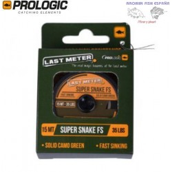 SUPER SNAKE PROLOGIC FS 15 MT 35 LB