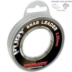 STARBAITS FURY SNAG LEADER 0,60