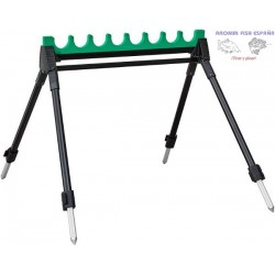 SOPORTE KIT SENSAS GREEN 4 PIES