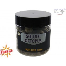BOILIES DYNAMITE SQUID & OCTOPUS POP-UPS 15mm