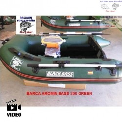 BARCA AROMIN BASS 200GREEN