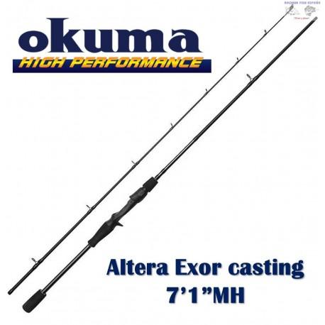 CAÑA OKUMA ALTERA EXOR CASTING