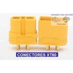 CONECTORES XT60 B/2