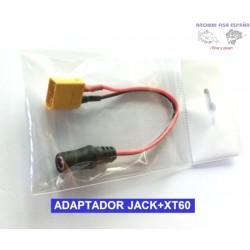 ADAPTADOR JACK+XT60