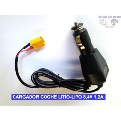 CARGADOR 12V2Ah LITIO/LIPO