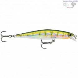 RAPALA SHADOW RAP 07 YELLOW PERCH.