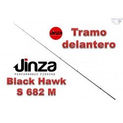 TRAMO DELANTERO JINZA BLACK HAWK S 682 M