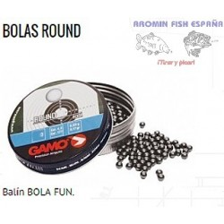 BALINES BOLA 4.5 C/250 METAL