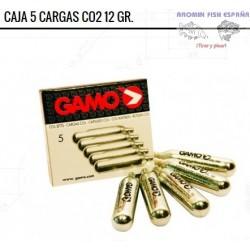 CARGA GAS CO2 12GR C/5UD