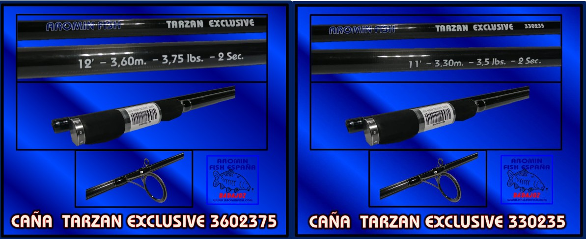 CAÑA CARPFISHING TARZAN EXCLUSIVE