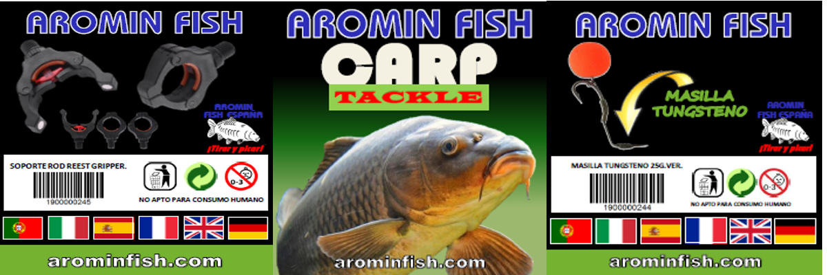 AROMIN FISH TACKLE